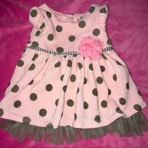 🔥$3 🍒baby Girls Outfit🍒 size 0-3 Months🍒